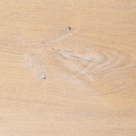 "Coral Beach Vintage White Oak 1/2"" x 1-1/2"" x 96"" Reducer"