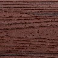 """Lava Rock 1"""" Trex Transcend - Square Edged Decking Board"""