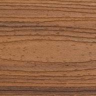 "Tiki Torch 1"" Trex Transcend - Square Edged Decking Board"