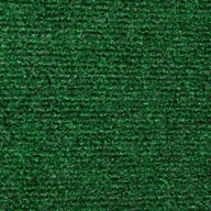 Heather Green Ribbed Carpet