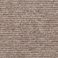 Taupe Ribbed Carpet