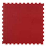 Red PAVIGYM 6mm Performance Rubber Tiles