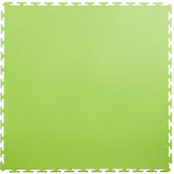 Light Green7mm Smooth Flex Tiles