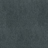 Smoke Grey Ribbed Smoke Grey Indoor/Outdoor Area Rug