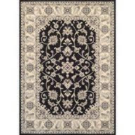 Rosetta EbonyEverest Rosetta Ebony Area Rug