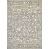 Persian Arabesque CharcoalEverest Persian Arabesque Charcoal Area Rug
