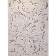 Floral Swirls IvoryCanyon Floral Swirls Ivory Area Rug