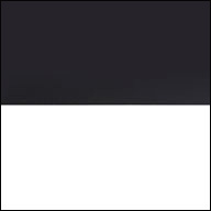 Black/White Reversible Dance Floor Rolls - Full Roll
