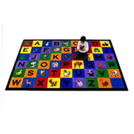 Charlie & FriendsCharlie & Friends Kids Rug