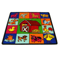 Farm for BabiesFarm for Babies Kids Rug
