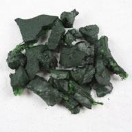 Forest Green Playground Rubber Mulch - Bulk