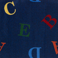 Rainbow Joy Carpets Love Letters Carpet