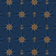 Navy Joy Carpets Mariner's Tale Carpet
