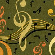 Green  Joy Carpets Virtuoso Carpet