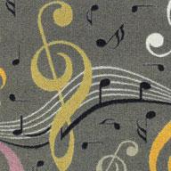 Gray Joy Carpets Virtuoso Carpet