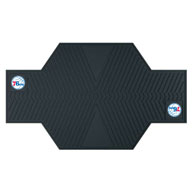 Philadelphia 76ers NBA Motorcycle Mats