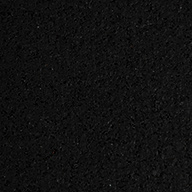 """Black 3/8"""" Heavy Duty Rubber Rolls"""