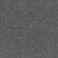 Smoke Ribbed Carpet Tile - Designer