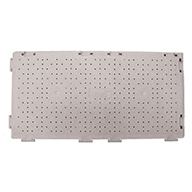 Perforated - Light GrayUltraDeck Portable Event Flooring