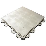 Smooth - Light Gray ArmorDeck Heavy Duty Flooring