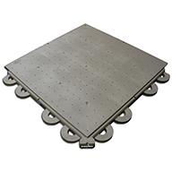 Perforated - Dark Gray ArmorDeck Heavy Duty Flooring