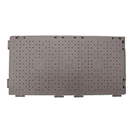 Perforated - Dark GrayUltraDeck Portable Event Flooring