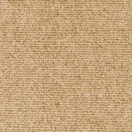 Stone Beige Premium Ribbed Carpet Tile - Overstock
