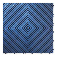 Cobalt BlueVented Ecotrax Tiles