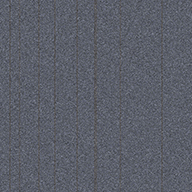 Cobalt StripeRule Breaker Carpet Tile