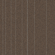 Hickory StripeRule Breaker Carpet Tile