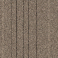 Praline StripeRule Breaker Carpet Tile