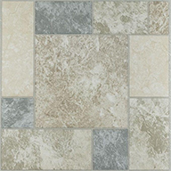 Marble Blocks Stone Peel & Stick Vinyl Tile