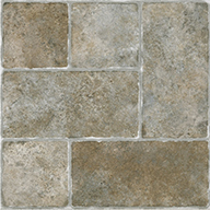 Quartose GraniteStone Peel & Stick Vinyl Tile