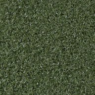 Green w/ Cushion BackingShock Turf