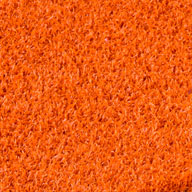 Orange w/ Cushion BackingShock Turf