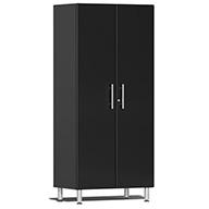 Midnight Black MetallicUlti-MATE Garage 2.0 Series 2-Door Tall Cabinet