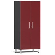 Ruby Red MetallicUlti-MATE Garage 2.0 Series 2-Door Tall Cabinet