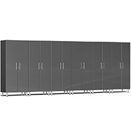 Graphite Grey MetallicUlti-MATE Garage 2.0 Series 6-PC Tall Cabinet Kit