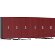 Ruby Red MetallicUlti-MATE Garage 2.0 Series 6-PC Tall Cabinet Kit