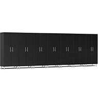 Midnight Black MetallicUlti-MATE Garage 2.0 Series 7-PC Tall Cabinet Kit