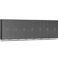 Graphite Grey MetallicUlti-MATE Garage 2.0 Series 7-PC Tall Cabinet Kit