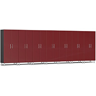 Ruby Red MetallicUlti-MATE Garage 2.0 Series 7-PC Tall Cabinet Kit