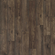 "Coal Hillside Hickory .72"" x .62"" x 84"" Quarter Round"