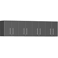 Graphite Grey MetallicUlti-MATE Garage 2.0 Series 4-PC Wall Cabinet Kit