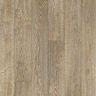 "Weathered Black Forest Oak 0.7"" x 1.5"" x 84"" End Cap"