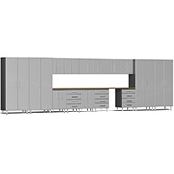 Stardust Silver Metallic UG22172SUlti-MATE Garage 2.0 17-PC Super-System