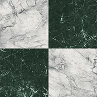 Green/White Marble 10