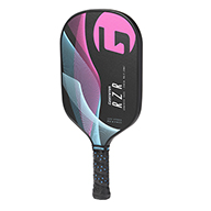 Pink/BlueGamma RZR Premium Poly Core Paddle