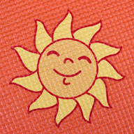 Fun Shine Kids Yoga Mat