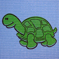 Blue Turtle Kids Yoga Mat